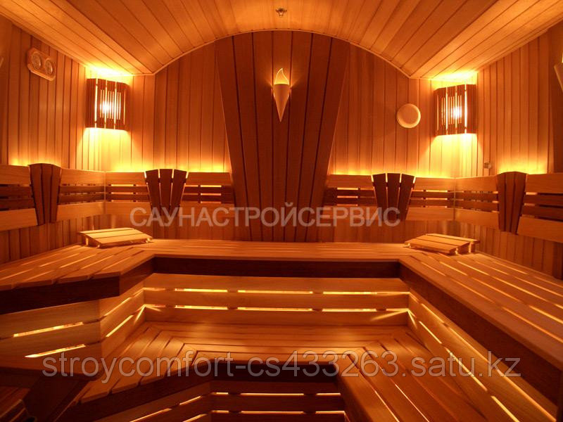 Заказать Монтаж сауны и бани в Алматы