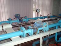 Order Installation of metering devices of water and hea