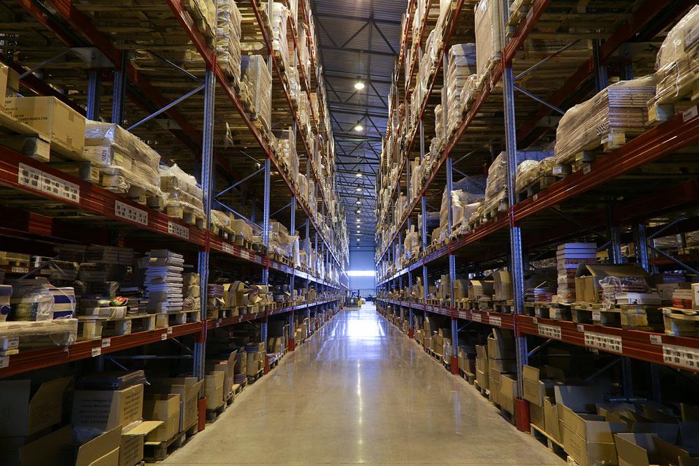Заказать Услуги складские по хранению товаров