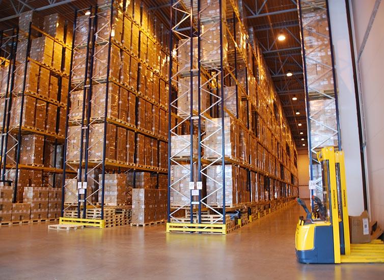 Заказать Услуга склада для электротехнических товаров