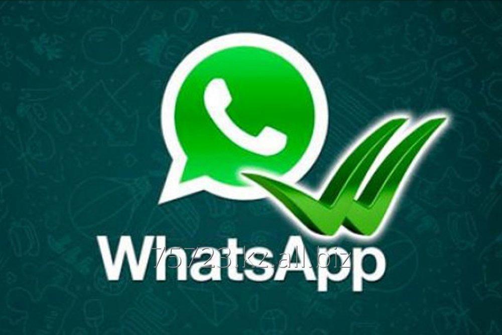 Заказать Рассылка WhatsApp (ватсап)