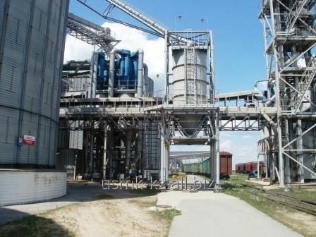 Заказать Монтаж и изготовление силосов зерновых, бункеров, резервуаров