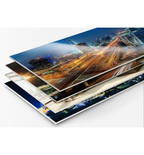 Заказать Печать фотографии на металле