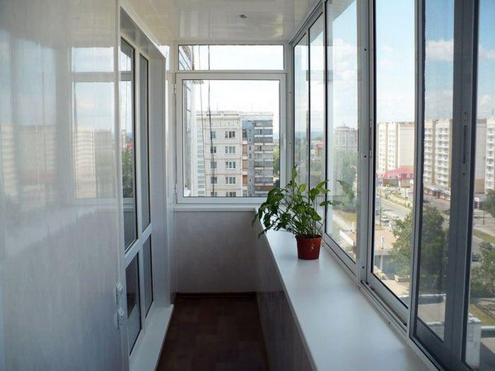Заказать Ремонт балконов и лоджий
