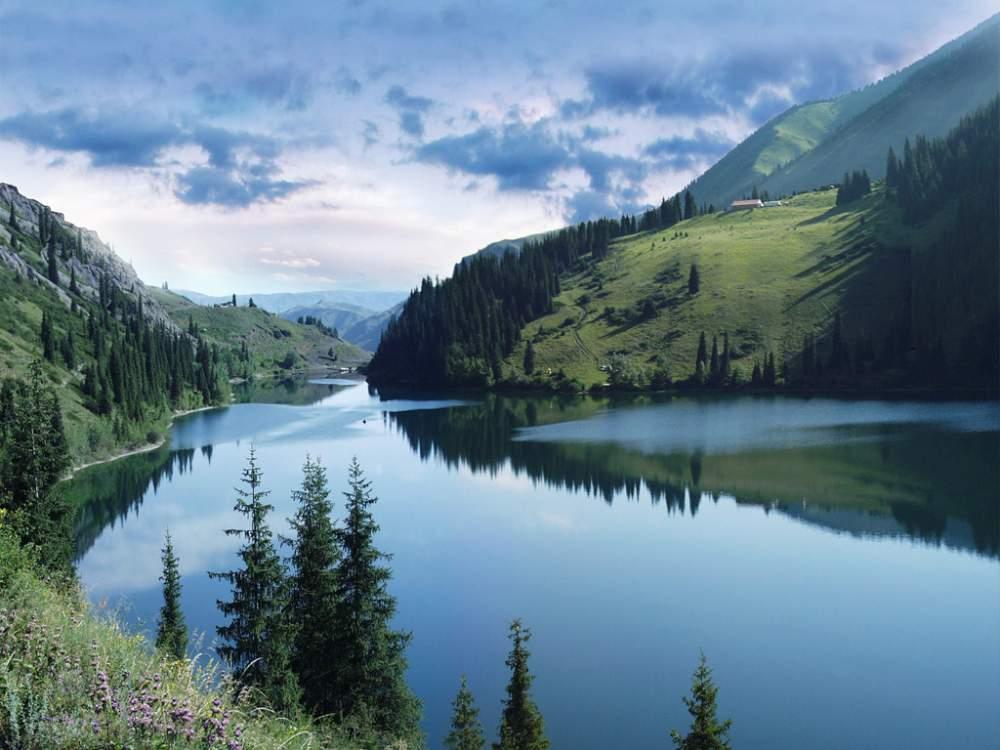 Заказать Двухдневный эко тур на озера КОЛЬСАЙ и КАЙЫНДЫ