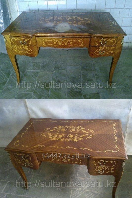 Заказать Реставрация деревянной мебели