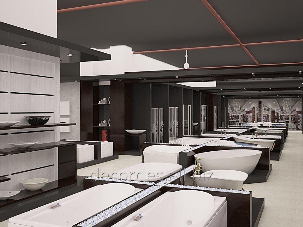 Заказать Дизайн интерьера магазина, бутика