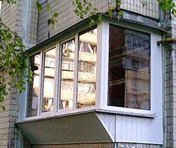 Order Glazing of balconies and loggias