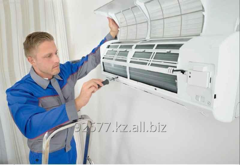 Order Installation of conditioners
