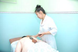 Заказать Спелеотерапия (массаж горячими камнями),Иглорефлексотерапия, Санаторий, Лечение, Отдых, Красота
