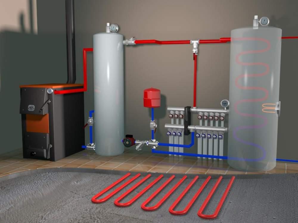 Заказать Сервисное обслуживание зданий и частных владений отопление, водопровод, канализация