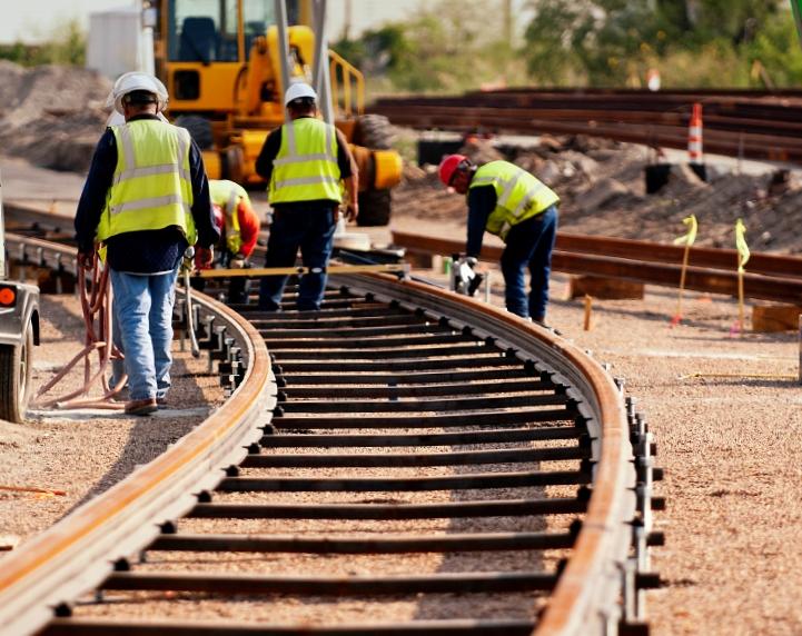 Заказать Строительство и ремонт железнодорожных путей