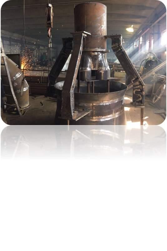 Заказать Изготовление газосбросного устройства
