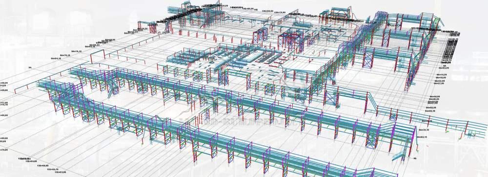 Заказать Проектирование технологических трубопроводов