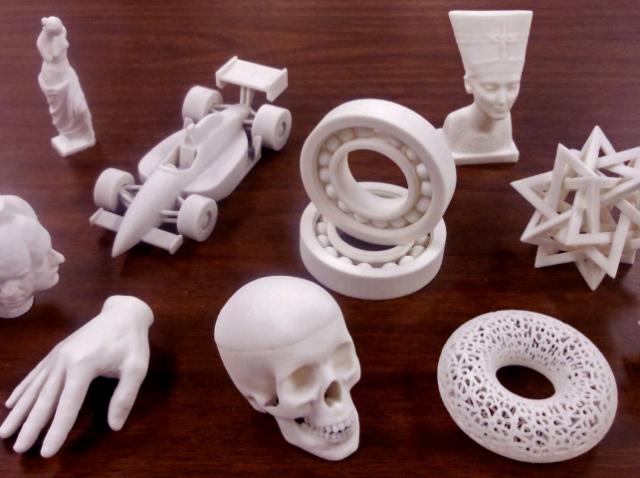 Заказать Аренда 3D принтеров массовая печать