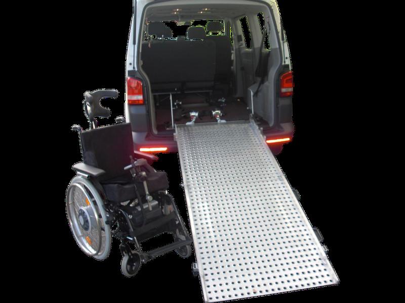 Заказать Установка полного комплекса для транспортировки инвалида