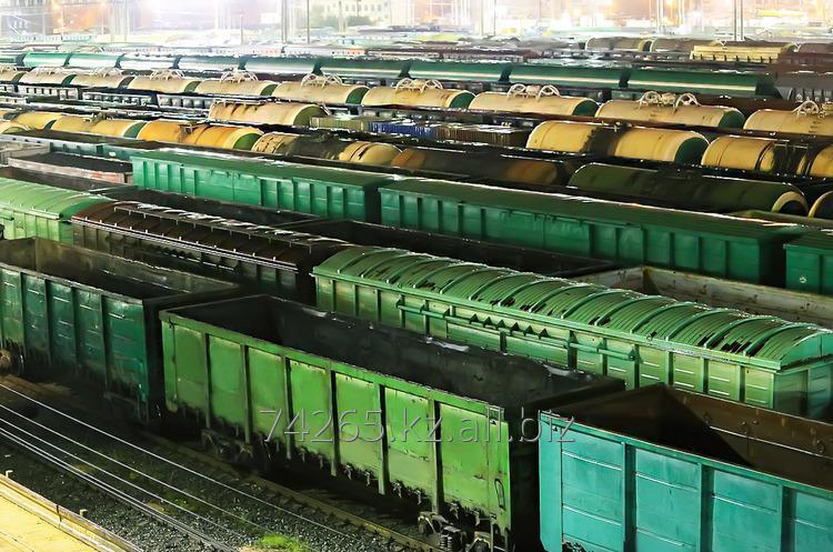 Заказать Услуги по организации текущего ремонта вагонов (находящихся в собственности/аренде Вашего предприятия) на территории Республики Казахстан.
