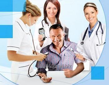 Заказать Предрейсовый ( предсмертный) медицинский осмотр водителей