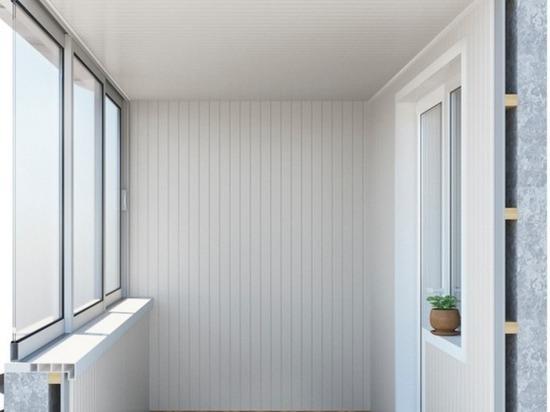 Заказать Обшивка балконов