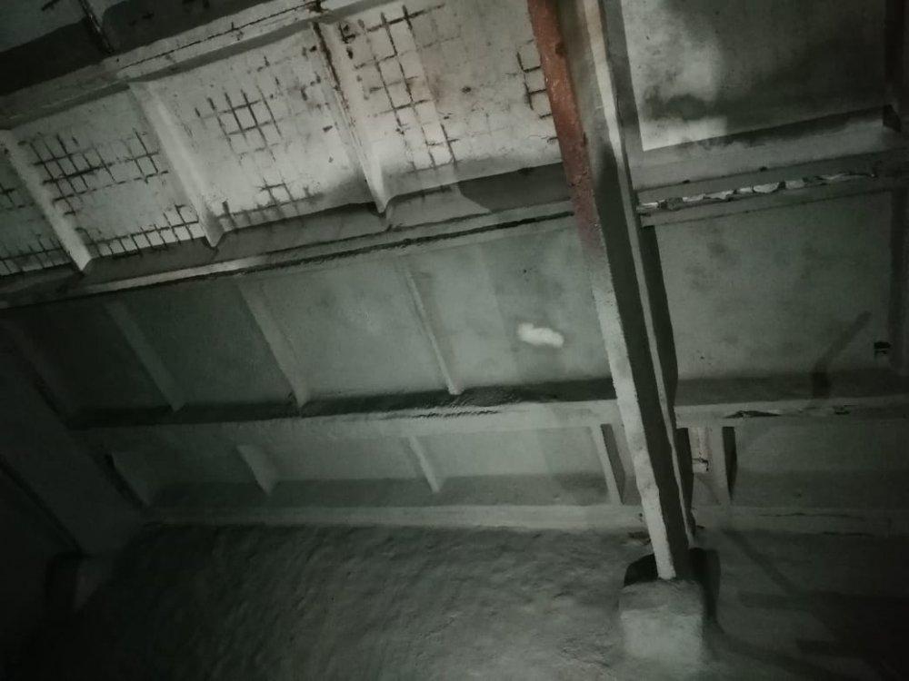 Восстановление, усиление бетонных конструкций методом торкретирования