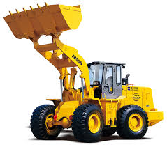 Order Rent of front loaders