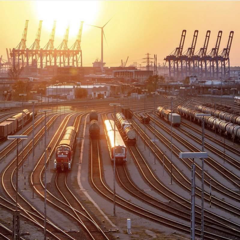 Заказать Логистика железнодорожных перевозок