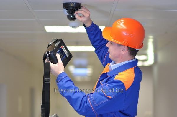 Заказать Установка и обслуживание систем видеонаблюдения