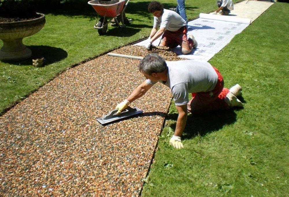 Order Complete landscaping