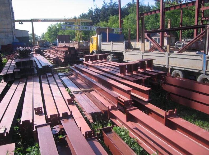 Заказать Изготовление металлоконструкций