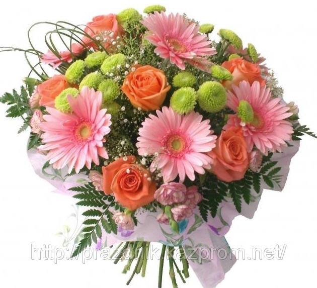 Заказ и доставка букетов и цветов в Москве РУССКИЙ