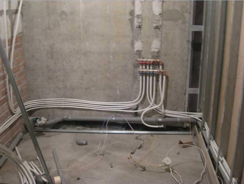 Заказать Строительство инженерных сетей