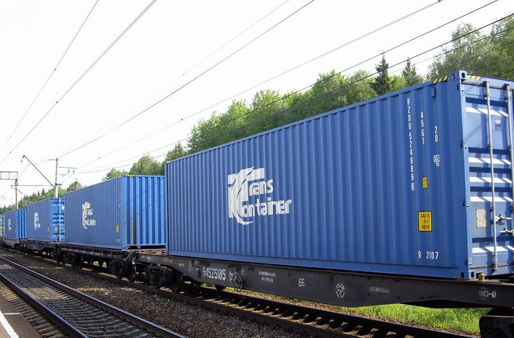 Заказать Перевозки контейнерные