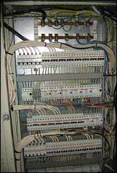 Сборка и установка электрощитов