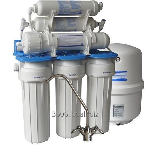 Заказать Установка фильтра тонкой очистки воды