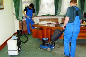 Order Specialized works on cleaning