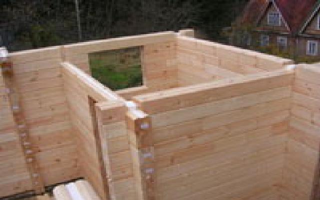 Заказать Дома из деревянного клееного бруса