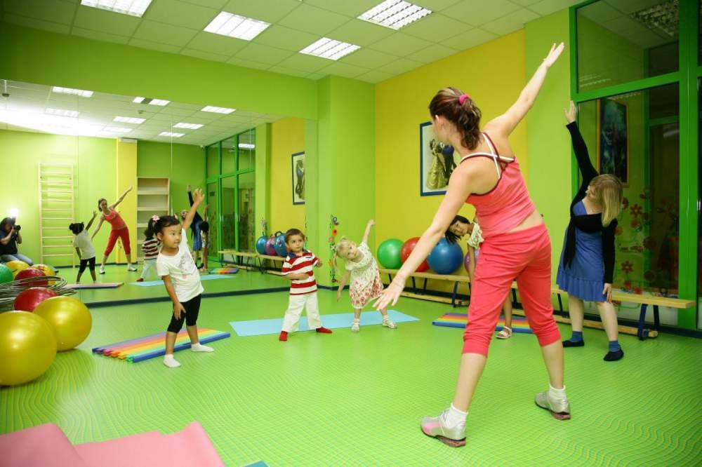 физкультура картинка для детей