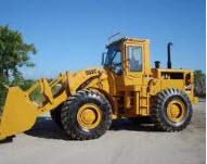 Заказать Прокат и аренда погрузочно-разгрузочных машин и оборудования, Погрузчик с оператором 966 Caterpillar