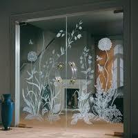 Заказать Художественное матирование стекла
