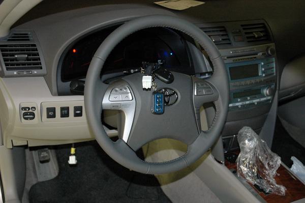 Схема установки автосигнализации старлайн.