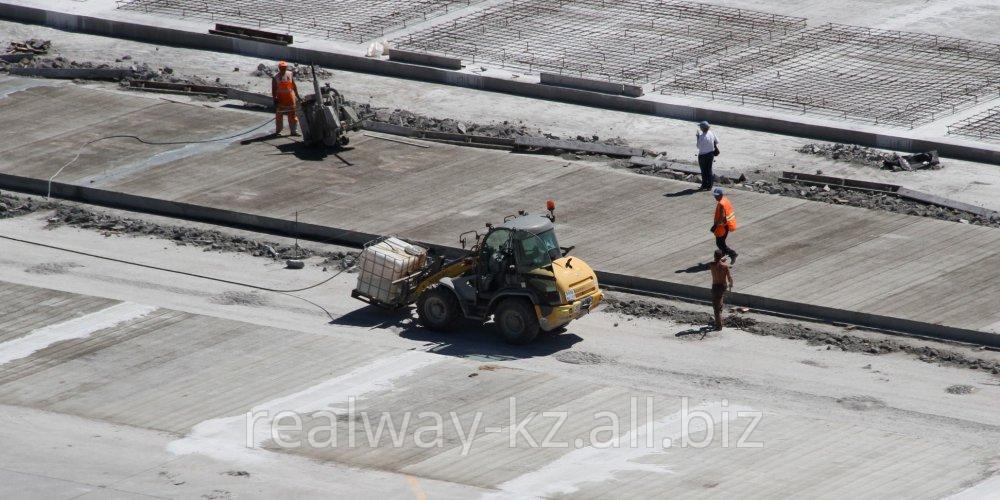 Заказать Реконструкция аэродромных покрытий отечественных аэропортов.