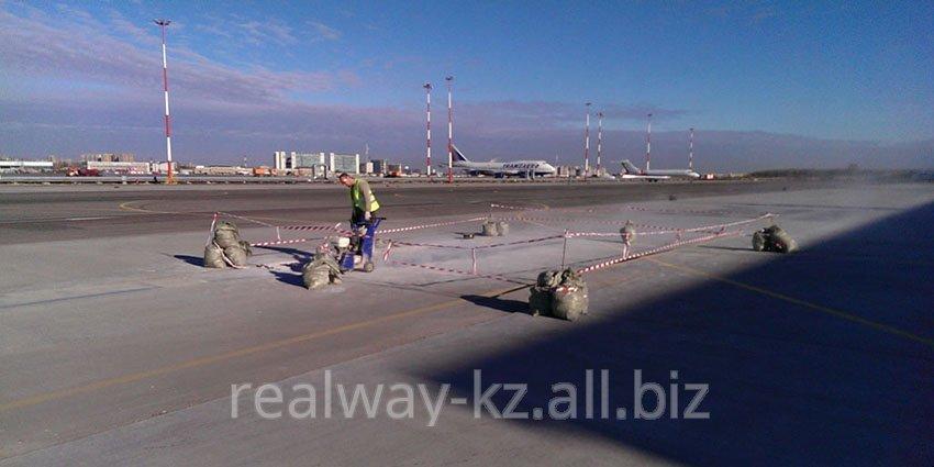Заказать Капитальный ремонт подъездной дороги и перронов аэропорта