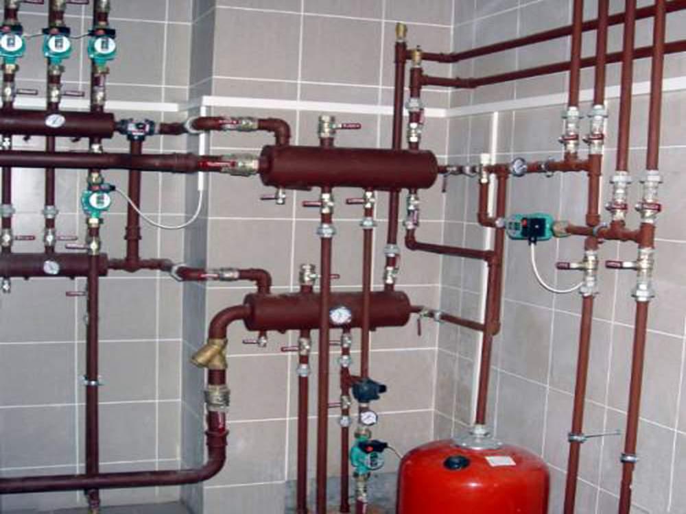 Заказать Монтаж систем отопления, системы отопления, системы отопительные, отопление
