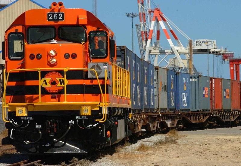 Заказать Грузоперевозки железнодорожные из Китая