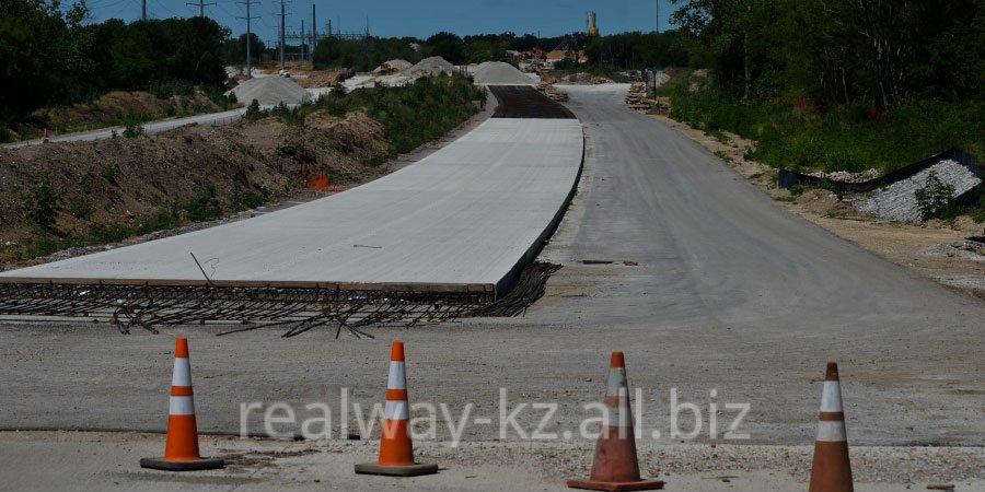 Заказать Устройство бетонного покрытия