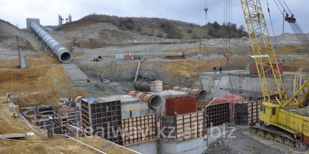 Заказать Строительство каналов и водоотводящих сооружений