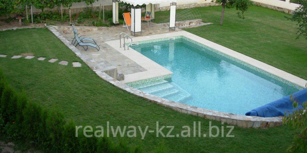 Заказать Строительство плавательных бассейнов