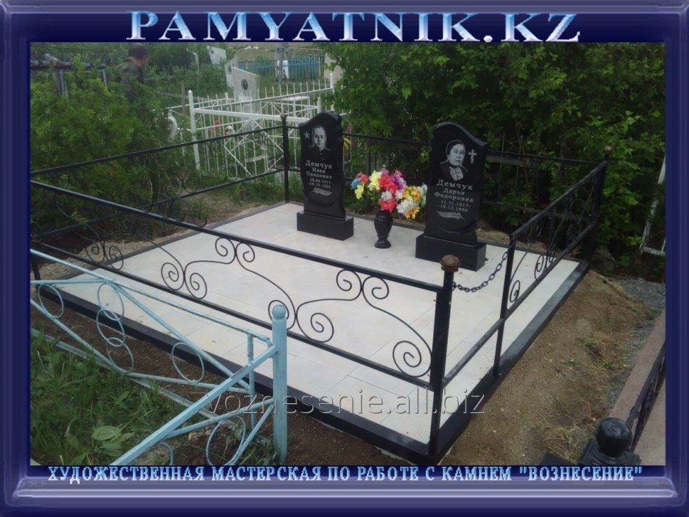 Заказать Уход за памятниками и захоронениями