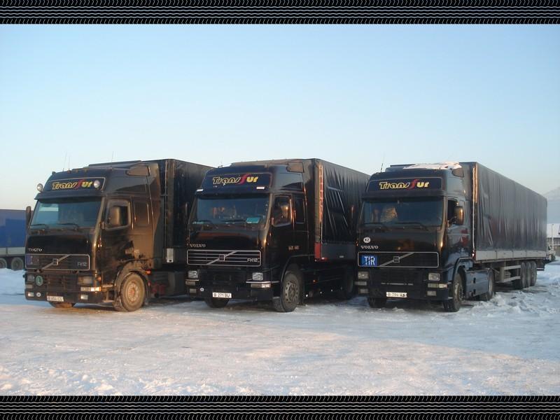 Заказать Автоперевозки грузов по СНГ