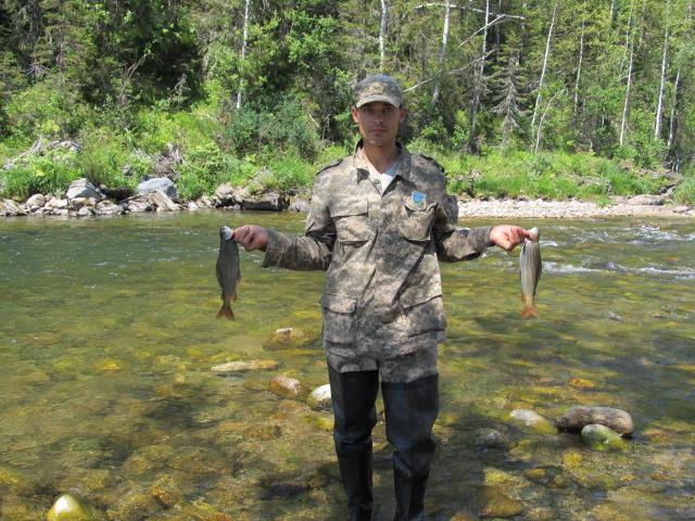 для рыбалки в усть-каменогорске